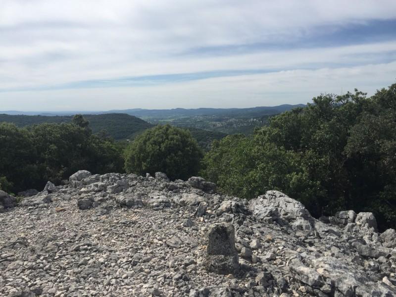 der Weg des großen Steins