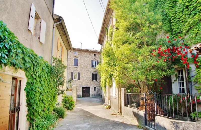 The Village of Saint-Marcel