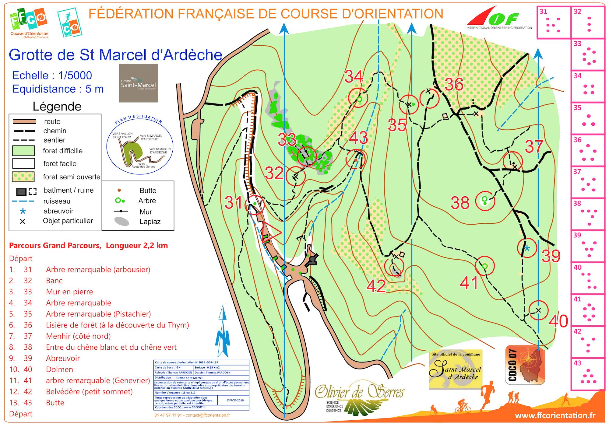 me map orienteering course 73