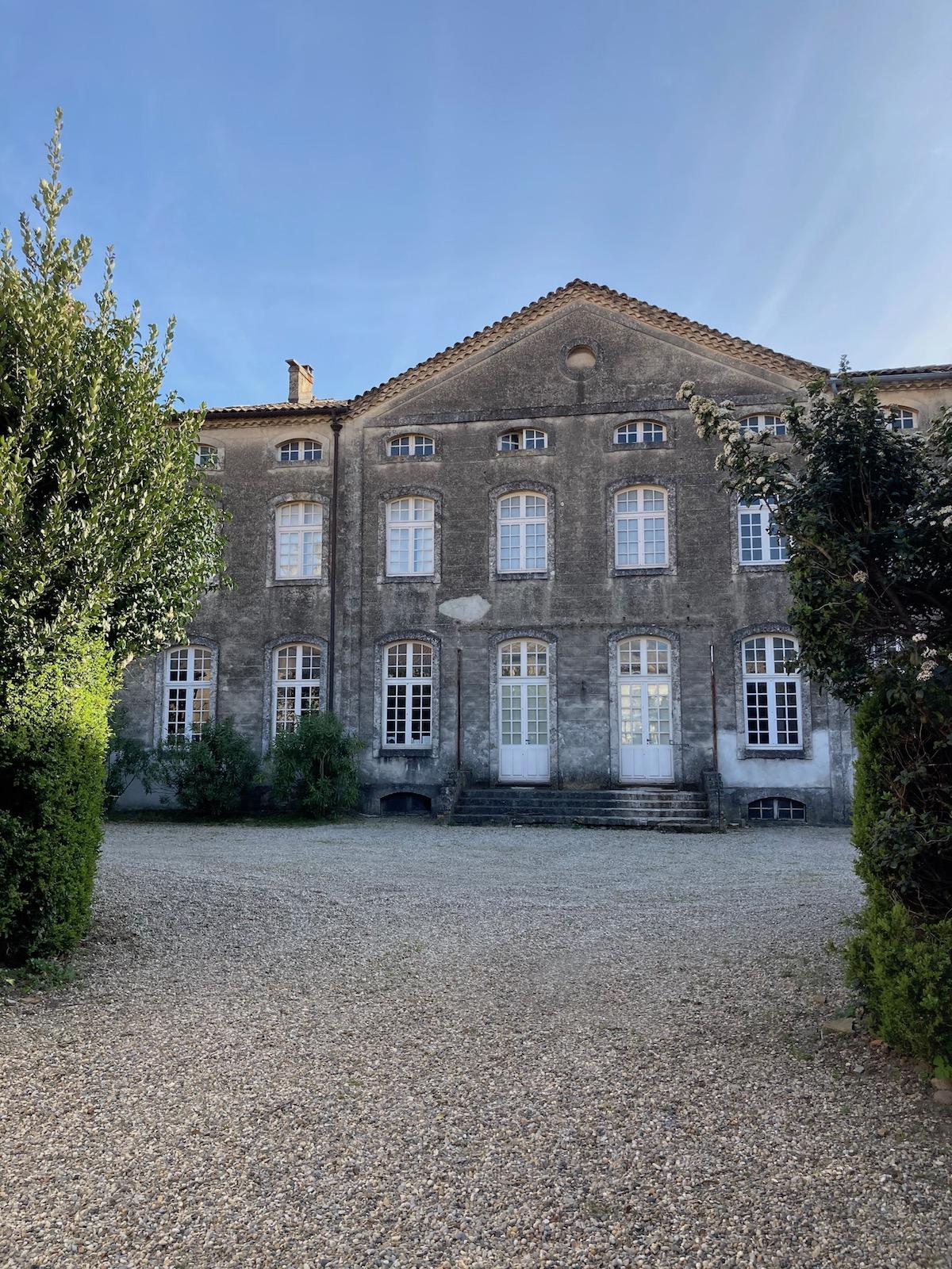 chateau-de-bernis-Saint Marcel