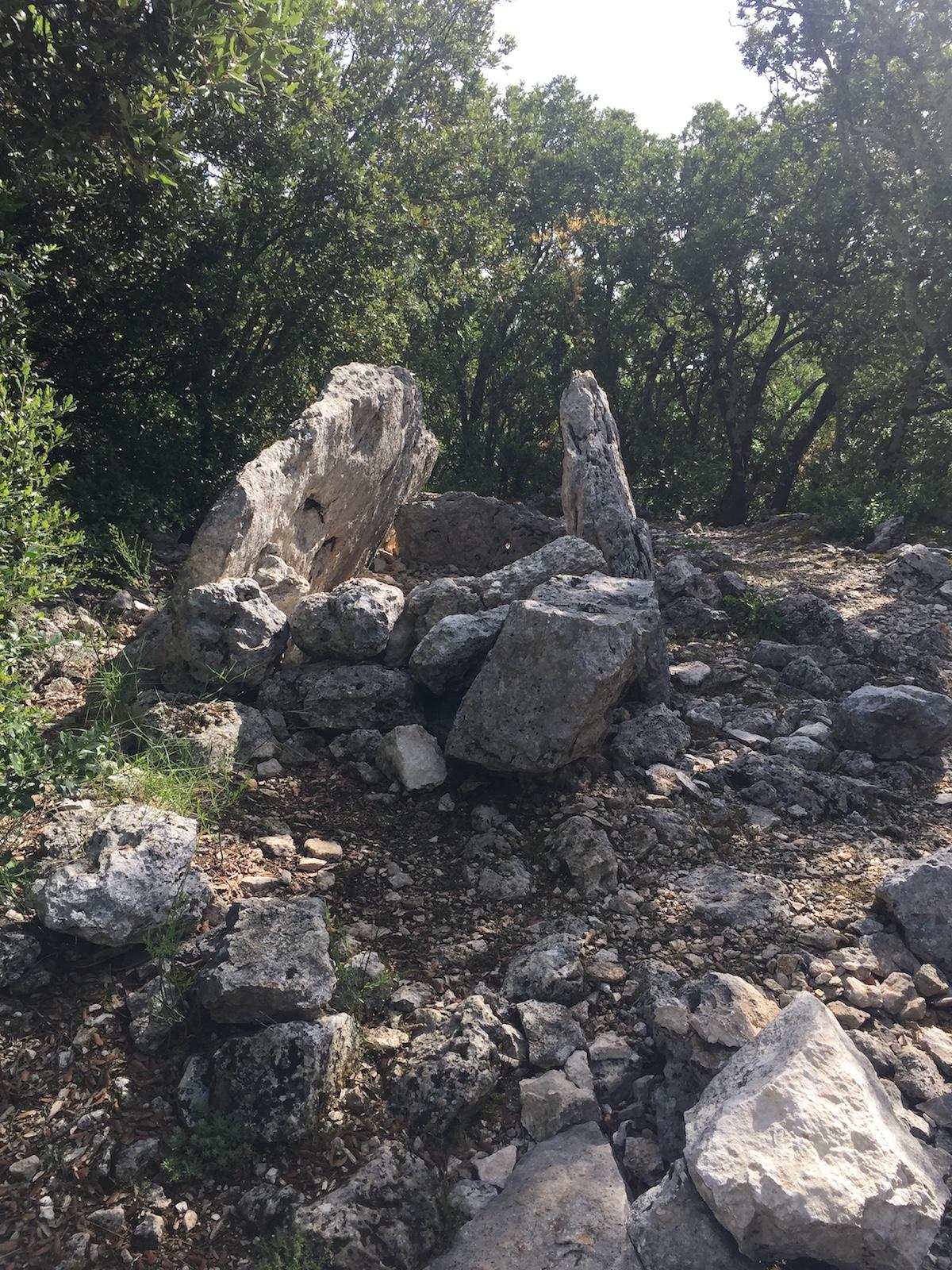prehistory colombier dolmen 71