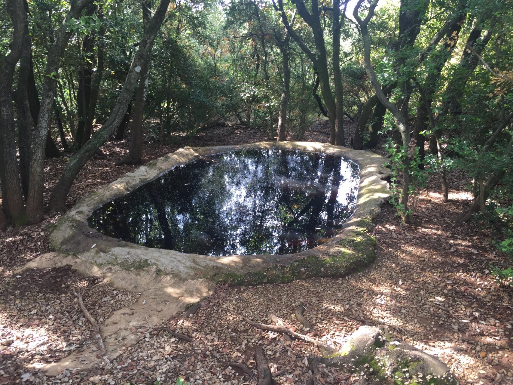 familienweg grosse pierre track spiel weg grotte saint marcel 87