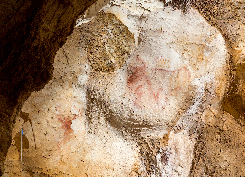 Histoire-peinture parietale-tete-du-lion-j-monney-