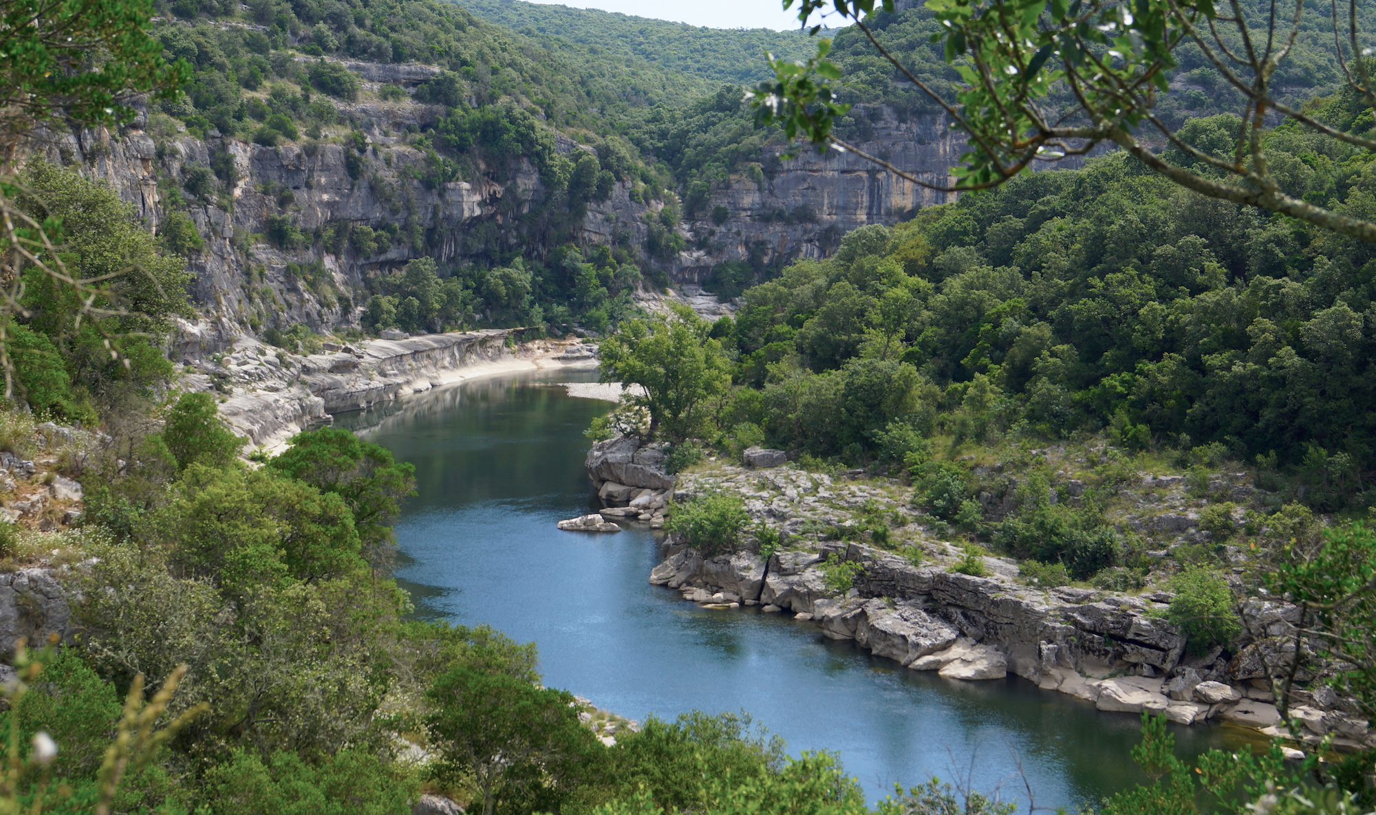 nature reserves ardeche gorges